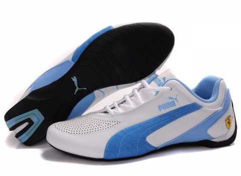 Chaussure puma sans lacet chaussure puma ferrari drift cat - Chaussure securite puma pas cher ...